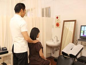 千葉県 不登校と起立性調節障害の施術イメージ10