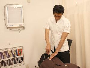 千葉県 不登校と起立性調節障害の施術イメージ