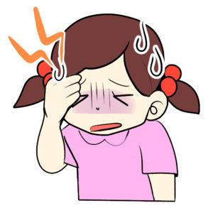 小学生の頭痛