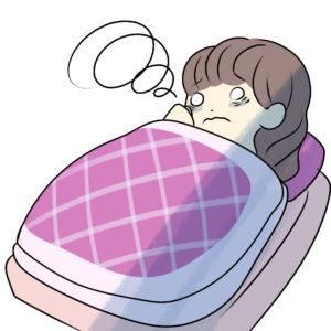子供の不眠症